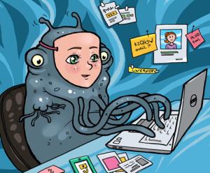 Seguridad informática para niños